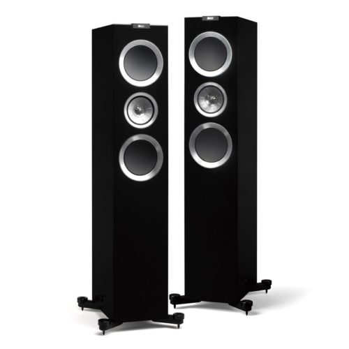 All About KEF Loudspeakers