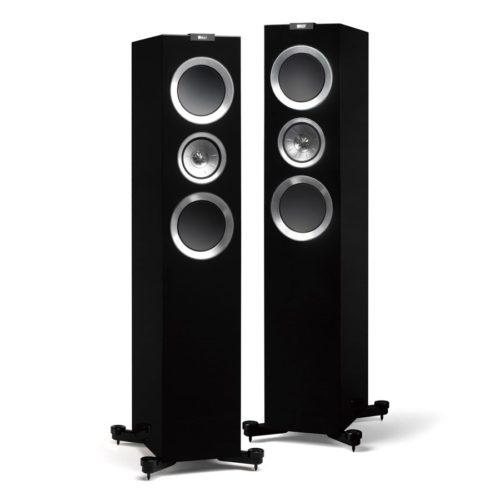 All About KEF Loudspeakers